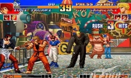 The King Of Fighters 97 Android Game Image 1