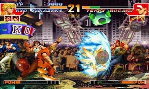The King Of Fighters 97 Android Game Image 2