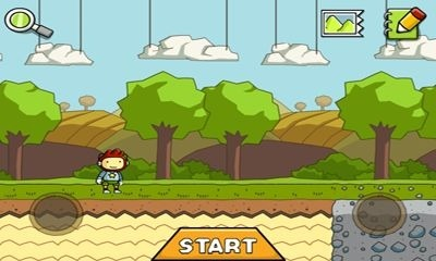 Scribblenauts Remix Android Game Image 1
