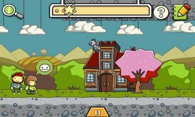 Scribblenauts Remix Android Game Image 2