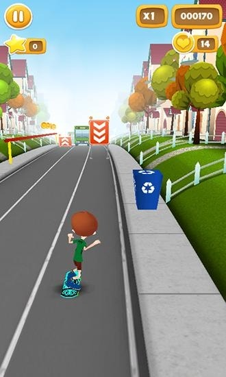Skate Cruiser Android Game Image 1