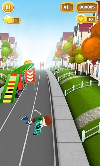 Skate Cruiser Android Game Image 2