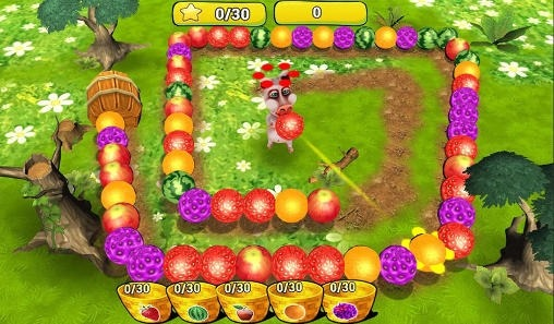 Farm Blast 3D Android Game Image 1
