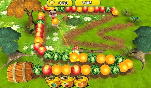 Farm Blast 3D Android Game Image 2