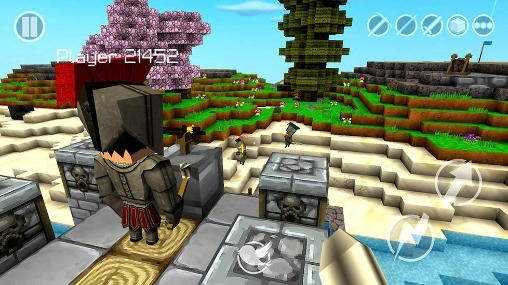 Castle Crafter Android Game Image 1