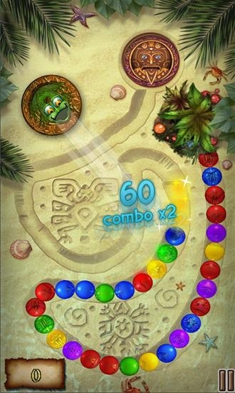 Magic Marbles Android Game Image 1