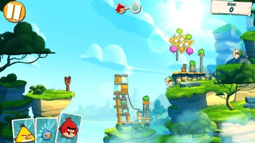 Angry Birds 2 Android Game Image 1