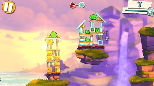 Angry Birds 2 Android Game Image 2
