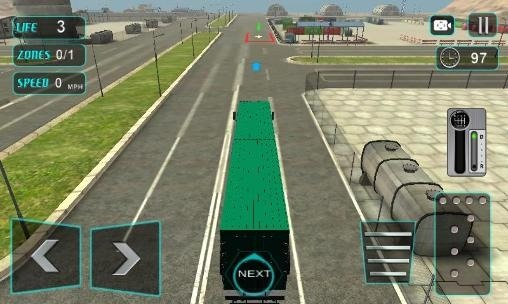 Modern Trucker 3D Android Game Image 2