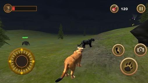 Puma Survival: Simulator Android Game Image 1