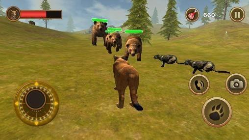 Puma Survival: Simulator Android Game Image 2