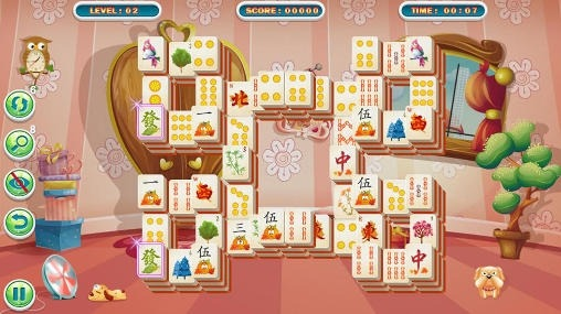 Mahjong Master HD Android Game Image 2