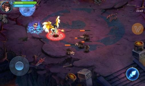 Bloody Throne Android Game Image 2