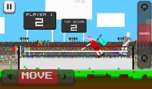 Pocket Wrestling! Android Game Image 1