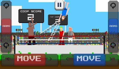 Pocket Wrestling! Android Game Image 2