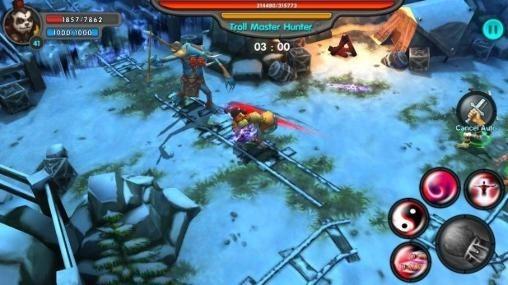 Tai Chi Panda Android Game Image 2