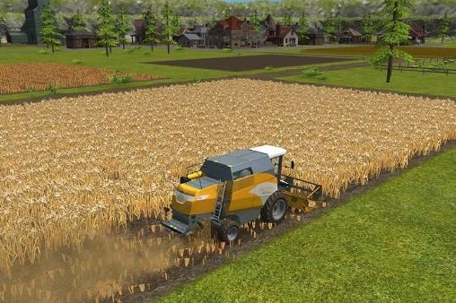 Farming Simulator 16 Android Game Image 1