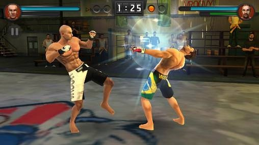 Brothers: Clash Of Fighters Android Game Image 1