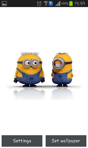 Despicable Me 2 Android Wallpaper Image 1