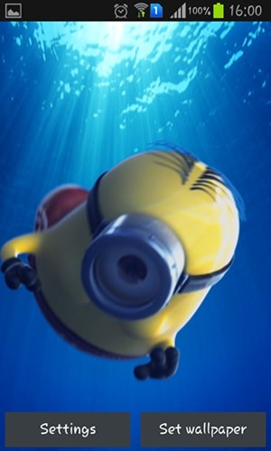 Despicable Me 2 Android Wallpaper Image 2