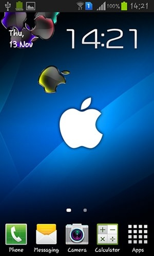 Apple Android Wallpaper Image 1