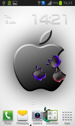 Apple Android Wallpaper Image 2