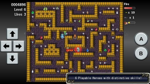 Creepy Dungeons Android Game Image 1