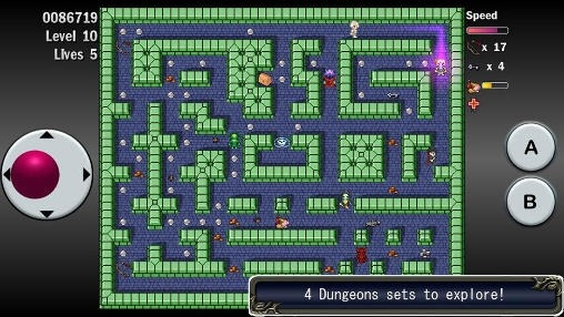 Creepy Dungeons Android Game Image 2