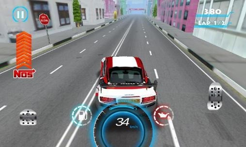 Fast Speed Drift Racing 3D Android Game Image 1