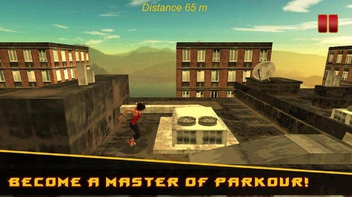 Project Parkour: Urban Edge Android Game Image 1