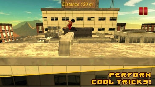 Project Parkour: Urban Edge Android Game Image 2
