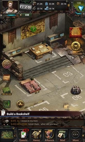 Dead Zone: Zombie War Android Game Image 1