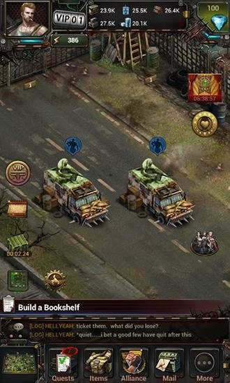 Dead Zone: Zombie War Android Game Image 2