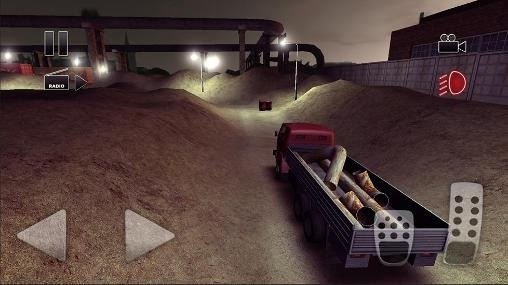 Truck Driver: Steep Road Android Game Image 1