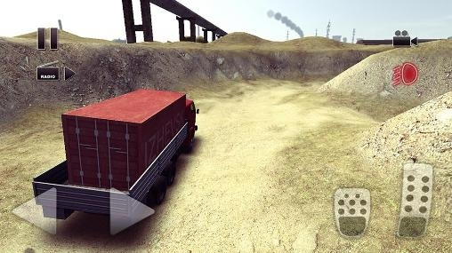 Truck Driver: Steep Road Android Game Image 2