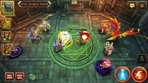 Wrath Of Belial Android Game Image 1
