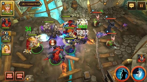 Wrath Of Belial Android Game Image 2