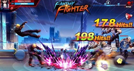 Fantasy Fighter Android Game Image 2