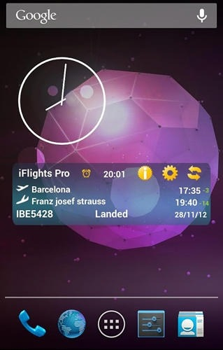 IFlights Pro Android Application Image 1