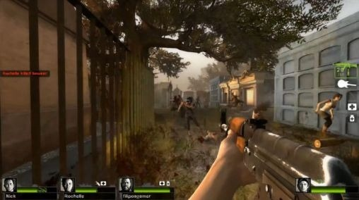 Left 4 Dead 2 Android Game Image 1