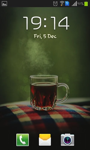 Teatime Android Wallpaper Image 2