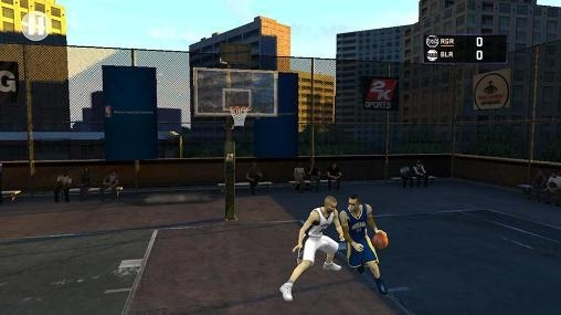 NBA 2K16 Android Game Image 1
