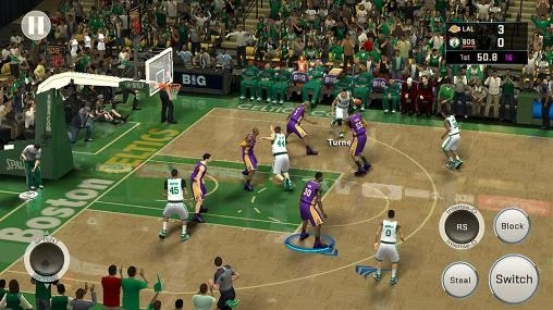 NBA 2K16 Android Game Image 2