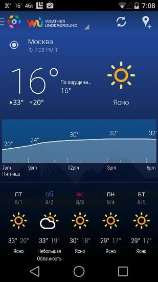 HD Widgets Android Application Image 2