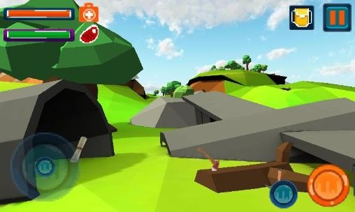 Survival Island: Craft 3D Android Game Image 1