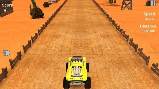 Monster Truck Racer: Extreme Monster Truck Driver Android Game Image 1