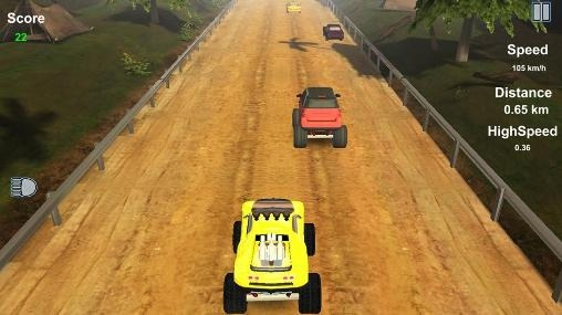 Monster Truck Racer: Extreme Monster Truck Driver Android Game Image 2