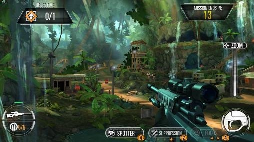 Sniper X With Jason Statham Android Game Image 2
