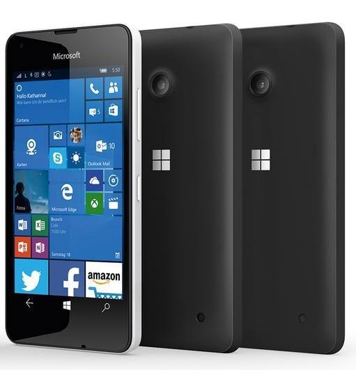 Microsoft Lumia 550 Image 1