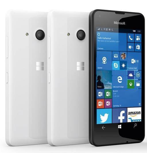 Microsoft Lumia 550 Image 2